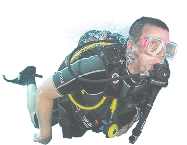 Certified Divers