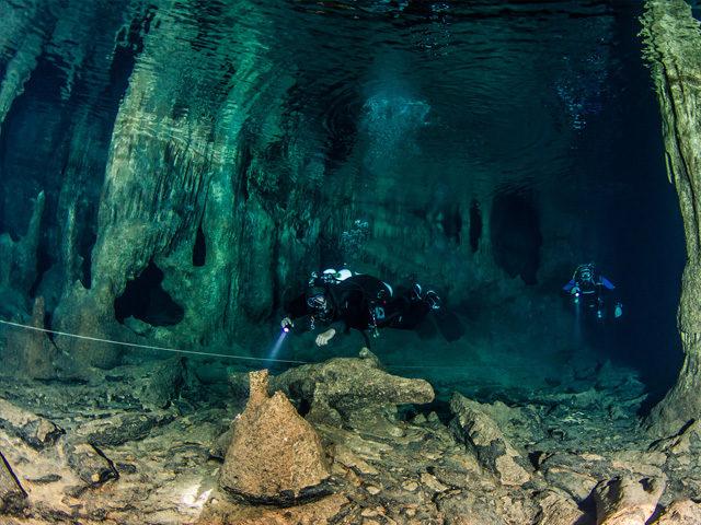 Elephant Cave | Chania Diving Center